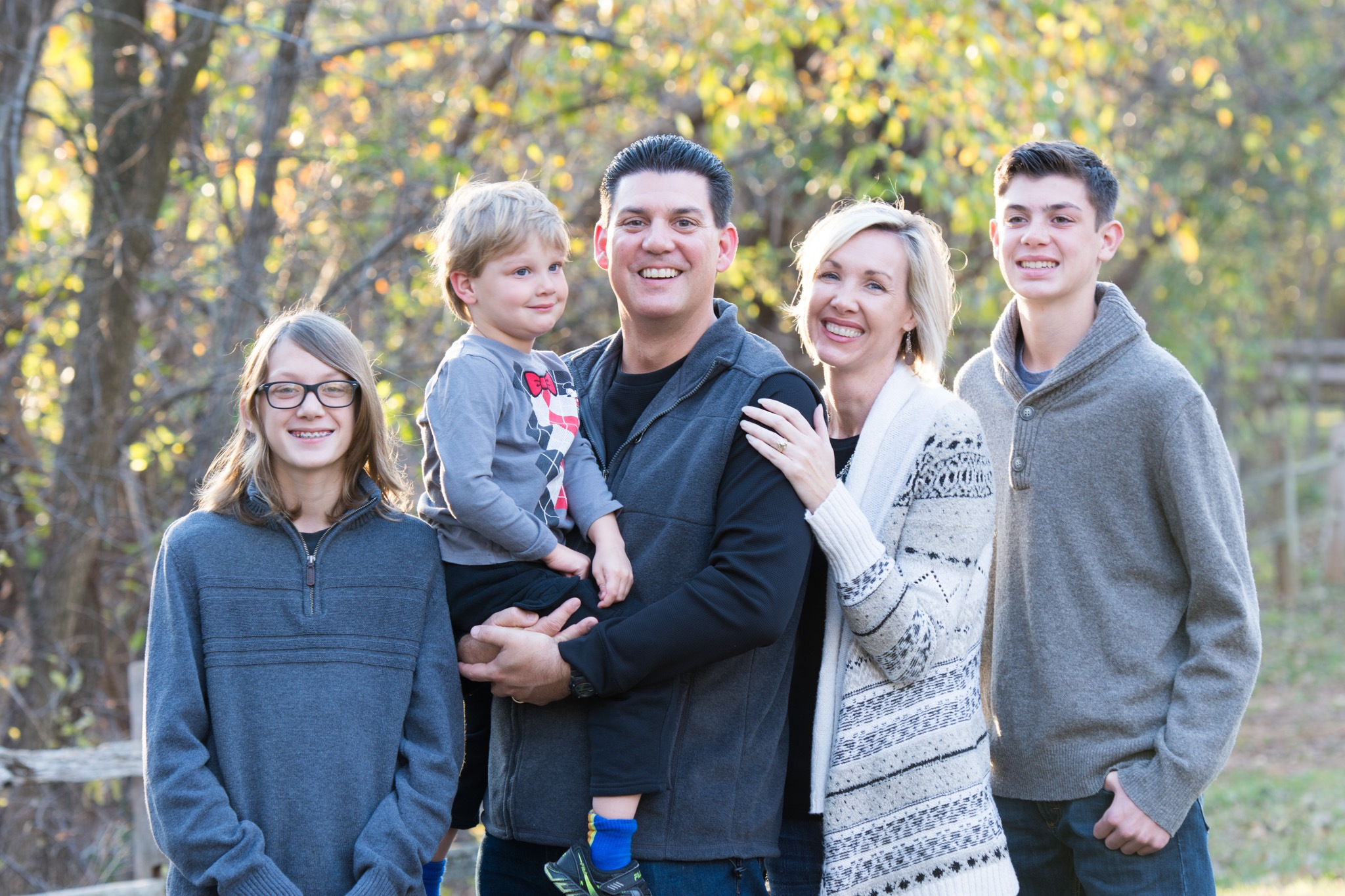 Edmond Oklahoma Family Photography